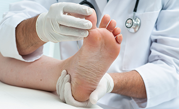 Podiatry care in NYC